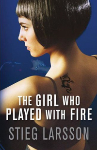 Stieg Larsson #2 The Girl Who Played With Fire | Scandinavian Crime Books