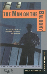 The Man on the Balcony by Maj Sjöwall & Per Wahlöö | Scandinavian Crime Books