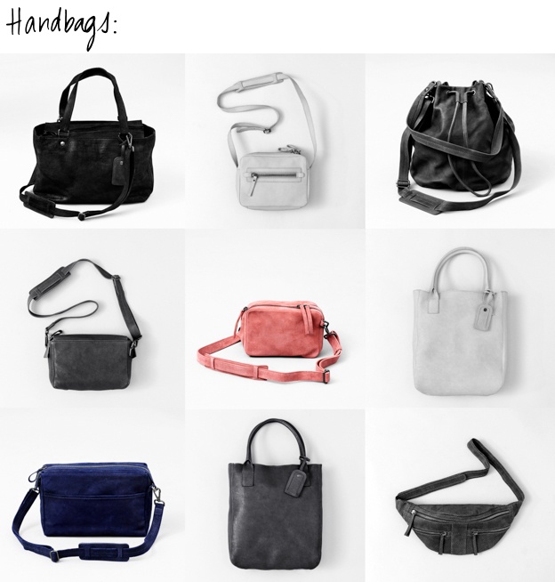 Yvonne Kone Handbag Collage | Scandinavia Standard