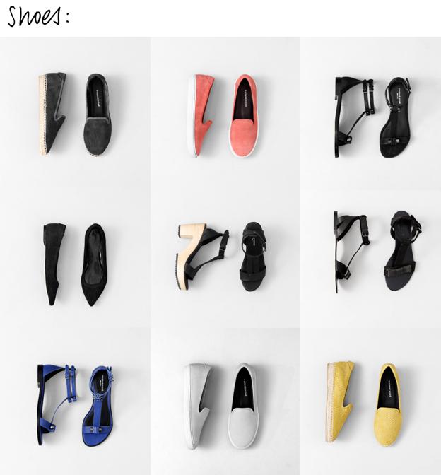 Yvonne Kone Shoes - Collage | Scandinavia Standard