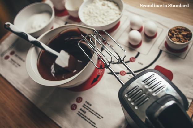 Bake On Tea Towel Beaters | Scandinavia Standard