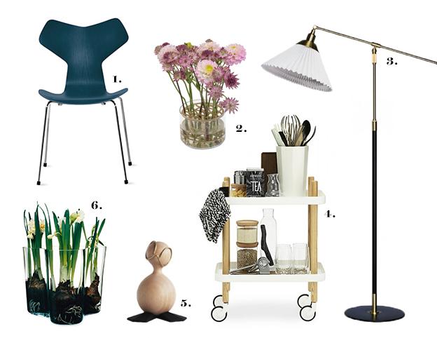 Design Christmas Gift - Living Room   Scandinavia Standard