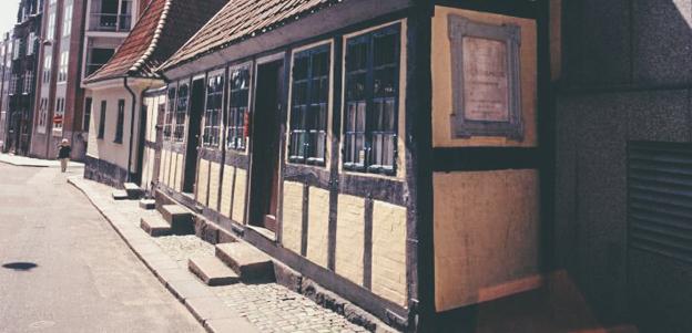 Hans Christian Andersen House Odense | Scandinavia Standard