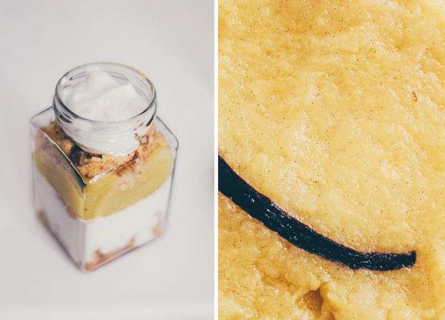 Seasonal Spoonful -  Autumn Oldfashioned Æblekage (Apple Cake) by Copenhagencakes