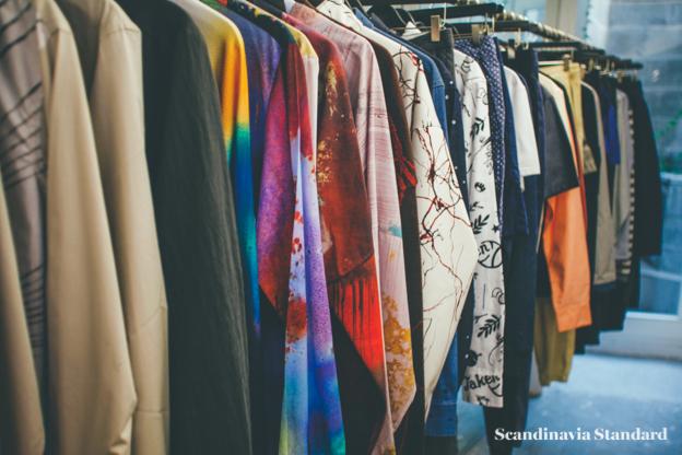 Temporary Showroom Colourful Scandinavian | Scandinavia Standard