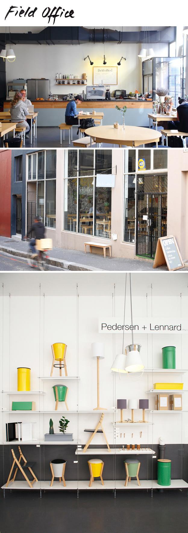 Field Office - Pedersen + Lennard | Scandinavia Standard
