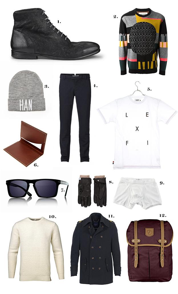 Men's Fashion Christmas Gift - Living Room   Scandinavia Standard