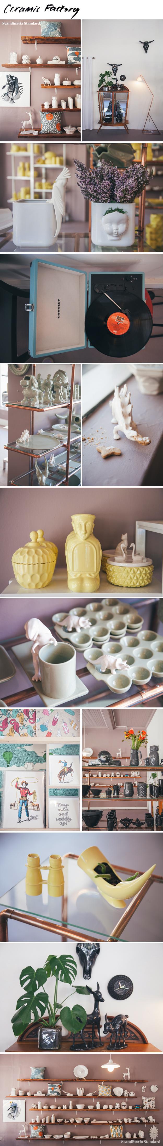 SCANDI SIX Scandinavian Spots in Cape Town - Ceramic Factory Kloof St