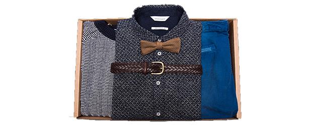 The Cloackroom Box of Shirts   Scandinavia Standard