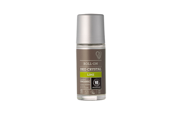 Urtekram deo crystal - lime - Women's Beauty Capsule Collection | Scandinavia Standard