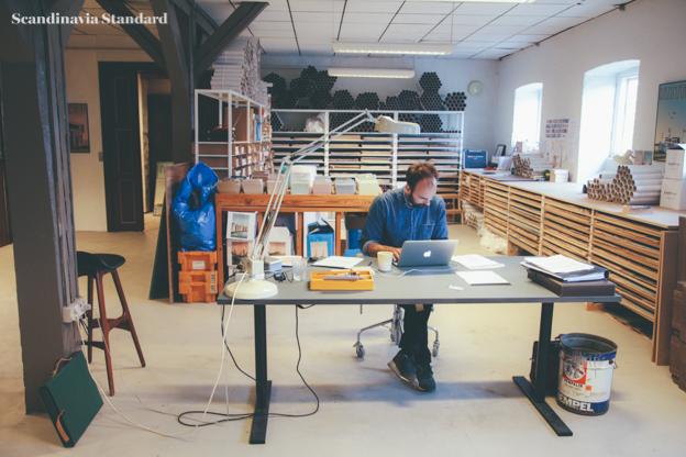 Visse Vasse - The White Room - Office Work Space Interior | Scandinavia Standard-10-2