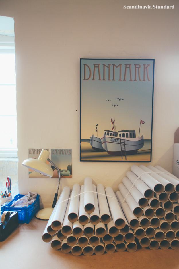 Visse Vasse - The White Room - Office Work Space Interior | Scandinavia Standard-6