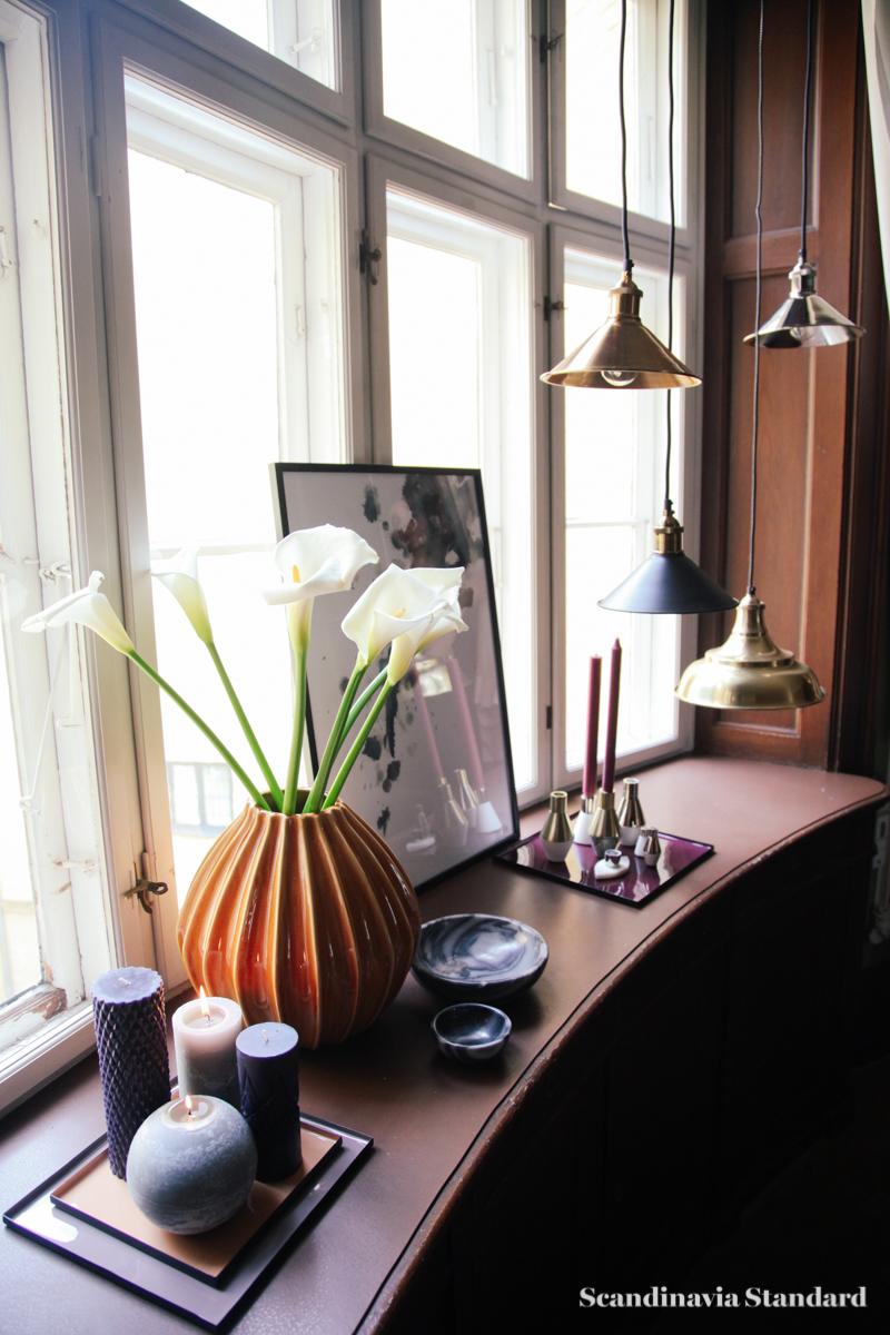 Broste Copenhagen - Danish Design without the Price Tag - Window Sill - Autumn Winter 2015 Sneak Peak | Scandinavia Standard