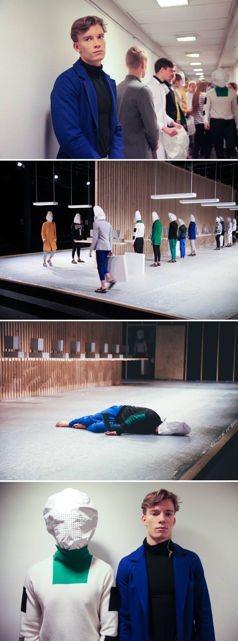 Han Kjobenhavn Show AW15 | Scandianvia Standard