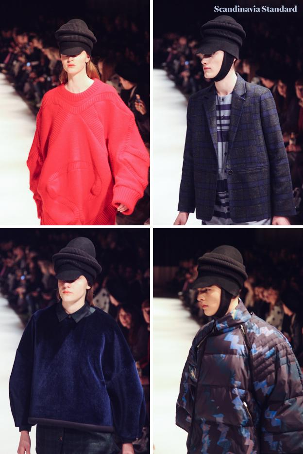 Henrik Vibskov Collage 2 AW15 - Copenhagen Fashion Week | Scandinavia Standard