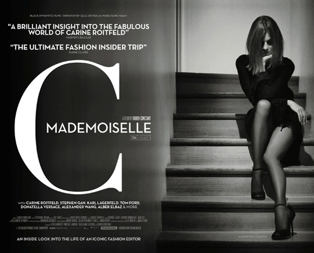 Mademoiselle C, on Carine Roitfeld at Copenhagen Fashion Week | Scandinavia Standard