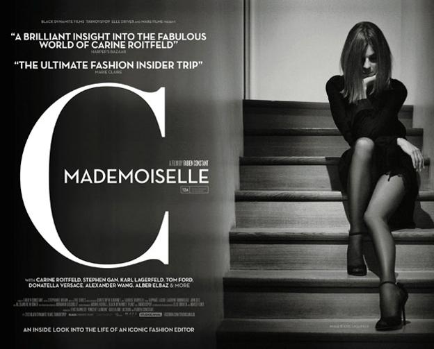 Mademoiselle C, on Carine Roitfeld at Copenhagen Fashion Week | Scandinavia Standard