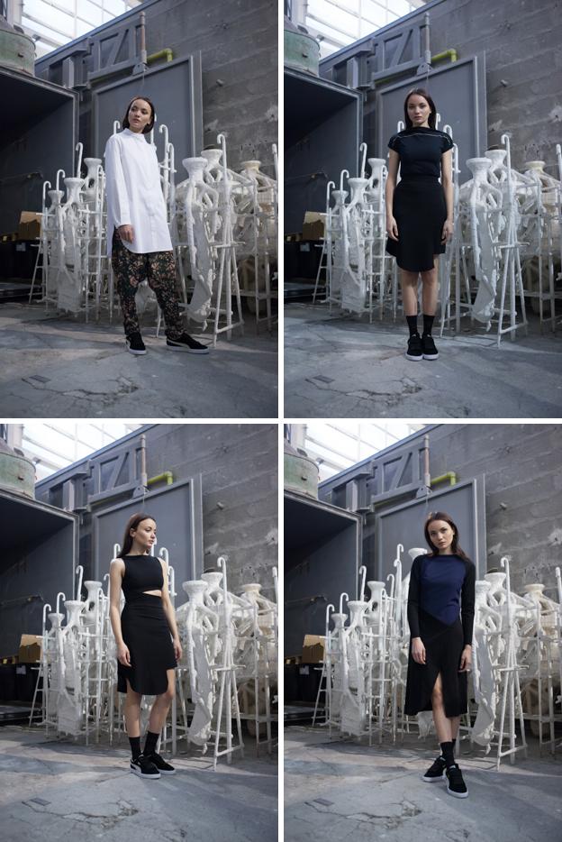 Older Studio - Fashion - Collage   Scandinavia Standard
