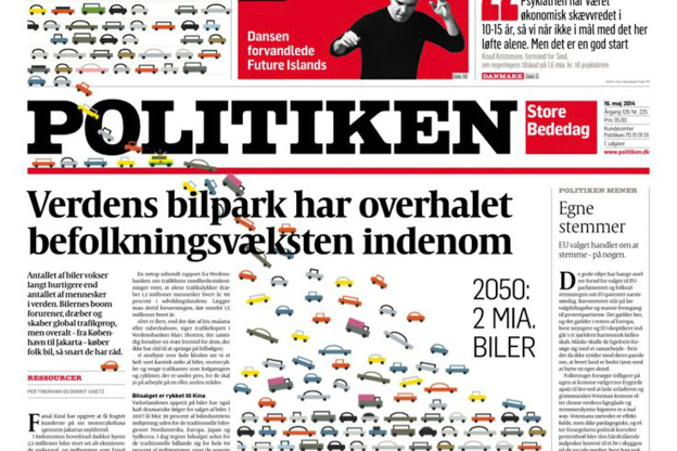 Your Daily News - Read Politiken in Danish | Scandinavia Standard