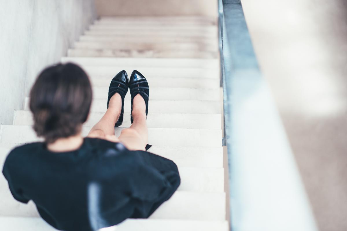 Elina Dobele Stairs   Scandinavia Standard