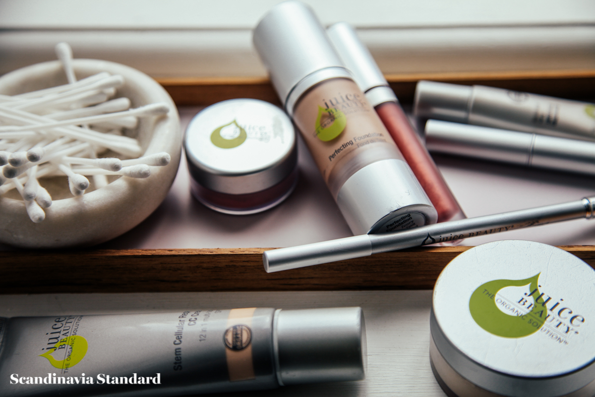 Juice Beauty Makeup - Organic Cruelty-free Cosmetics - Safe for pregnant women | Scandinavia Standard