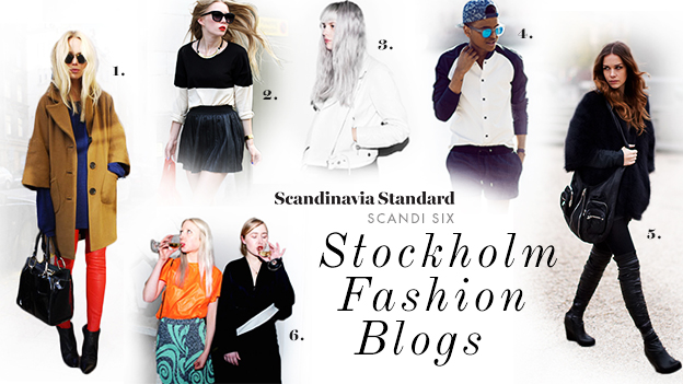 Scandi Six Stockholm Fashion Blogs