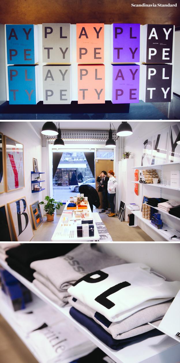 Where to Shop - Interior Stores in Vesterbro Copenhagen - Playtype | Scandinavia Standard