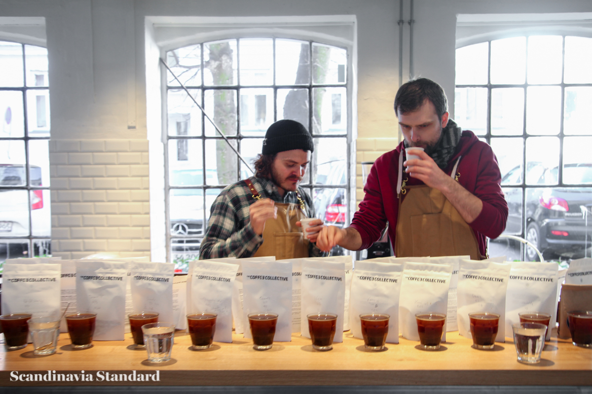 Coffee Collective Cupping - Scandinavia Standard -IMG_5650