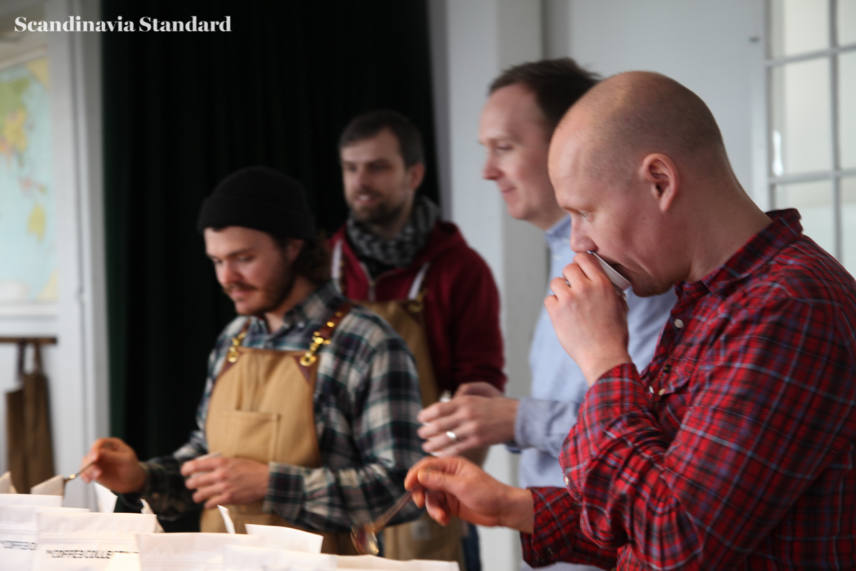 Coffee Collective Cupping - Scandinavia Standard -IMG_5660