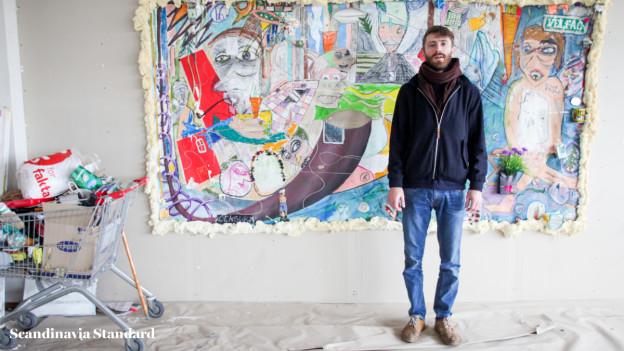 Simon Ganshorn Artist Spotlight Portrait | Scandinavia Standard