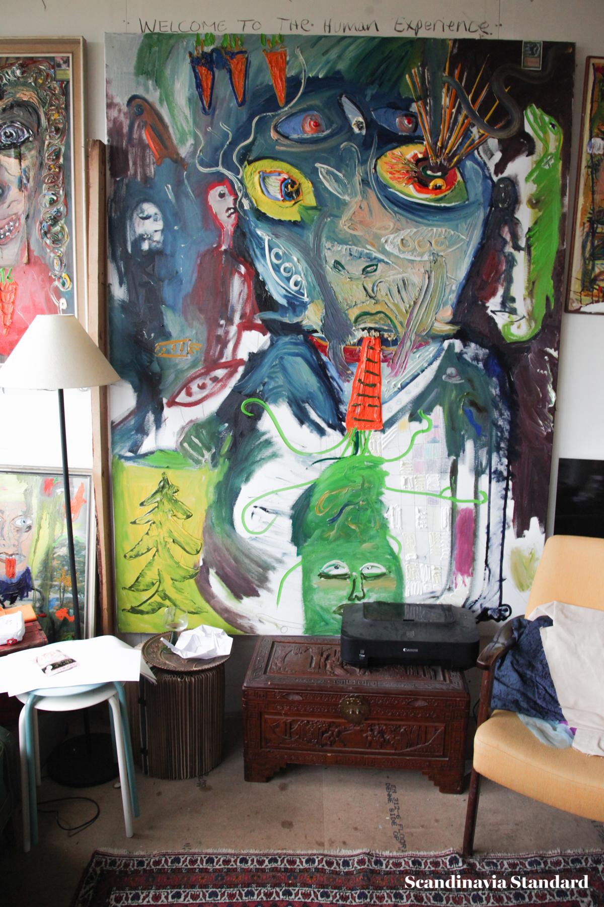 Simon Ganshorn Artist Spotlight Vertical | Scandinavia Standard