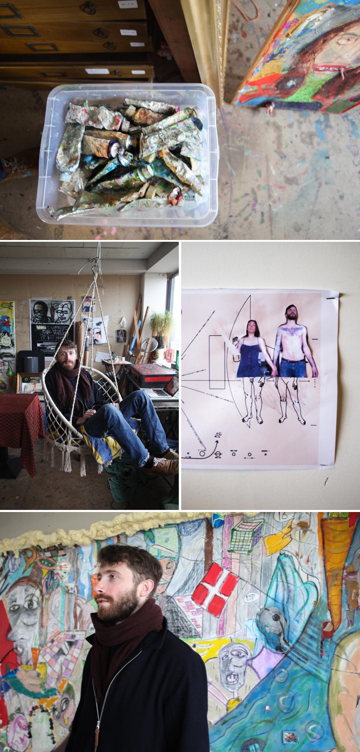 Simon Ganshorn Collage 5 | Scandinavia Standard
