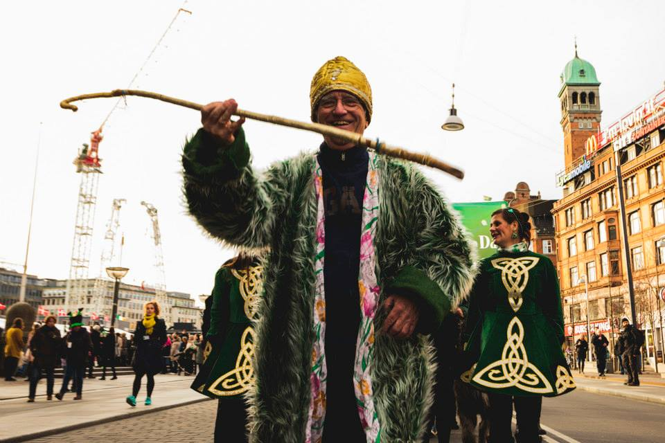 St Patrick's Day Parade in Copenhagen | Scandinavia Standard