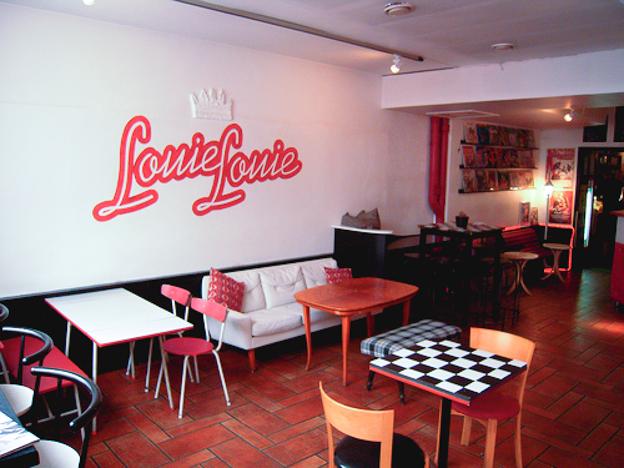 Café Louie Louie Stockholm | Scandinavia Standard