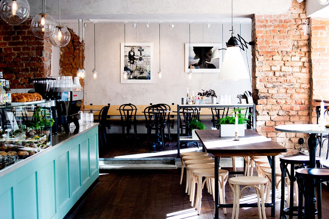 Cafe Pascal Stockholm | Scandinavia Standard