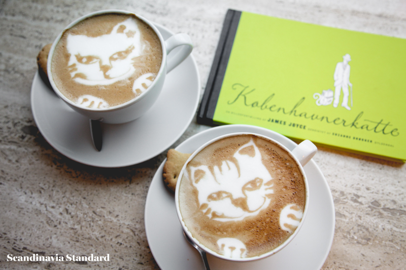 Cat Cafe Meow - Catte Lattes | Scandinavia Standard