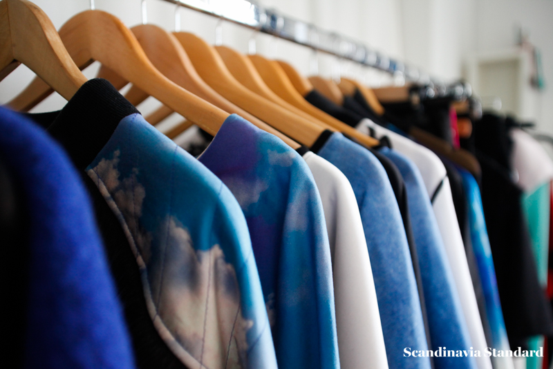 Clothes Rack - Ambra Fiorenza | Scandinavia Standard