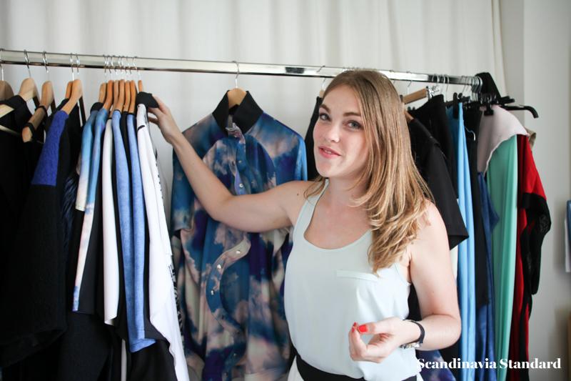 Clothes Racks  - Ambra Fiorenza | Scandinavia Standard