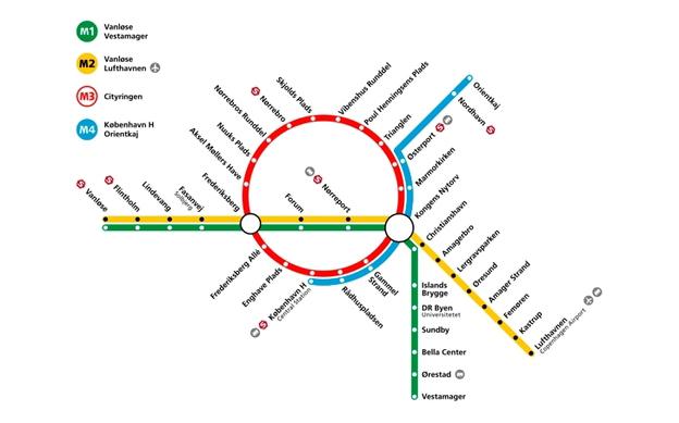 New metro line copenhagen | Scandinavia Standard
