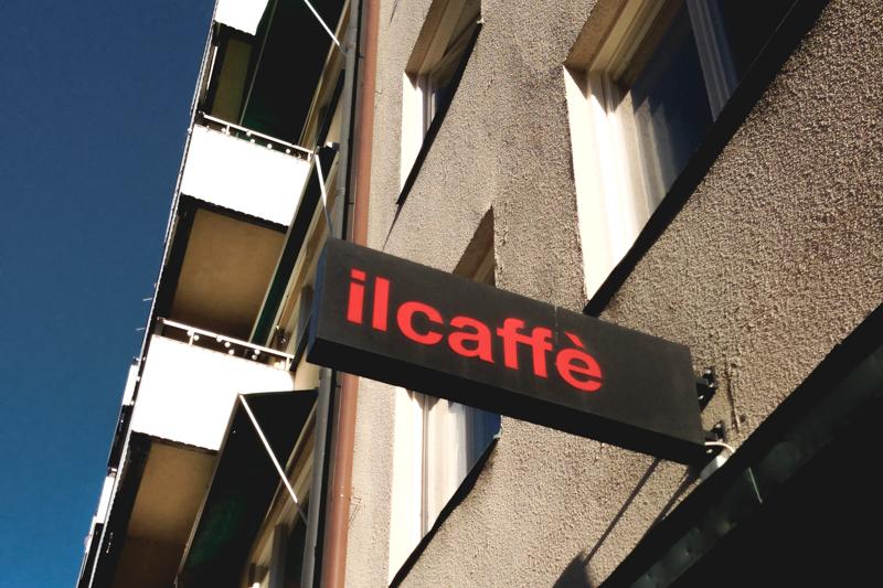Södermannagatan il caffe