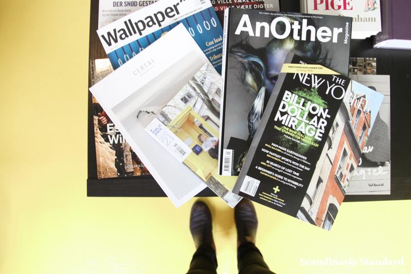 Where to Buy Magazines in Copenhagen - Thiemers Magasin Vesterbro | Scandinavia Standard