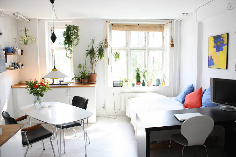 2. Airbnb Apartment with charm Nørrebro Copenhagen | Scandinavia Standard