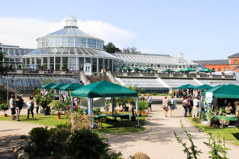 Botanical Garden Day - Copenhagen - Botanisk Have Dag