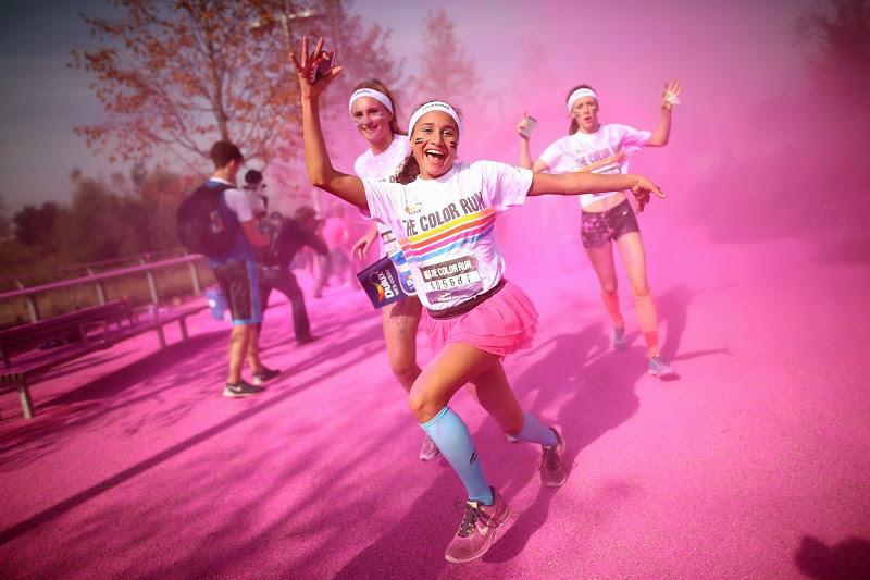 Color Run Copenhagen May 2015