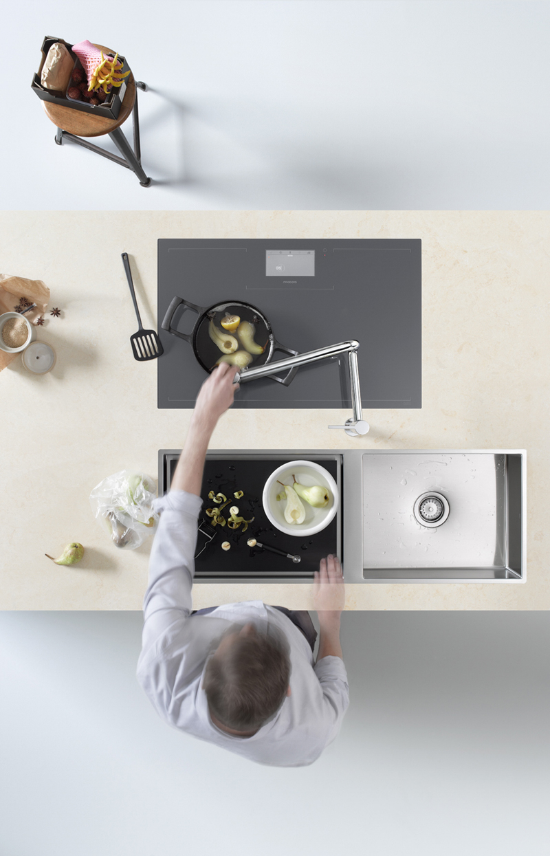 Dornbracht at 3 Days of Design Copenhagen - Kitchen Fittings | Scandinavia Standard