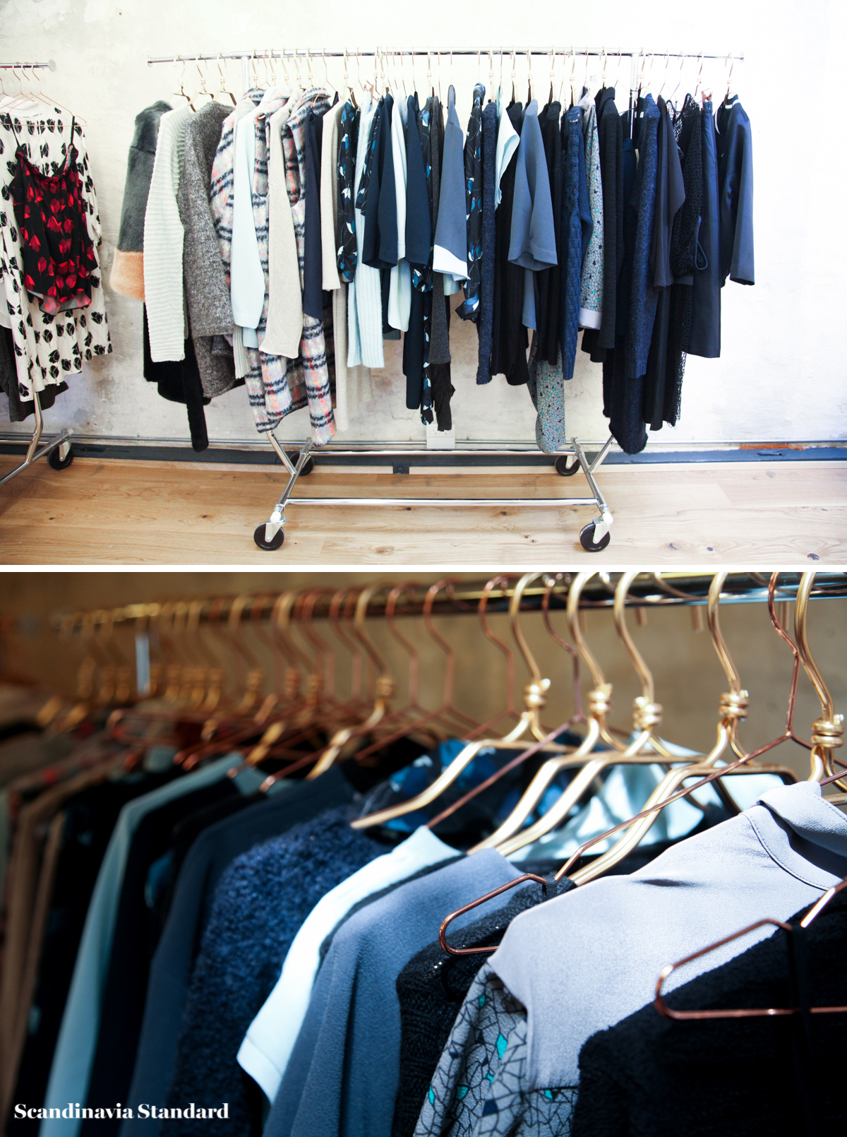 Hofmann Collage - Blues - Browsing the Collection SS15 | Scandinavia Standard