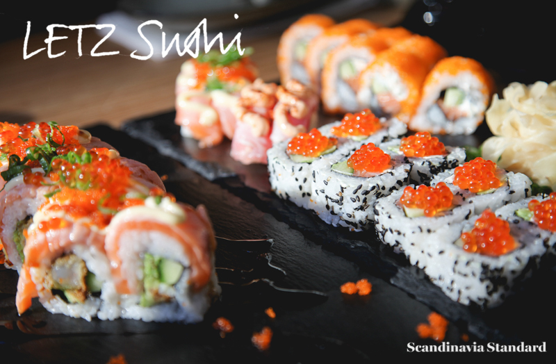LETZ Sushi Nørrebro Copenhagen | Scandinavia Standard