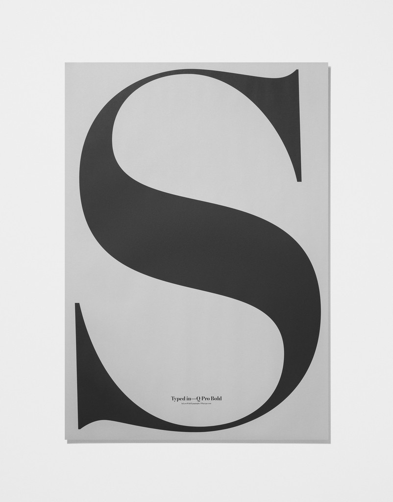 Playtype S poster