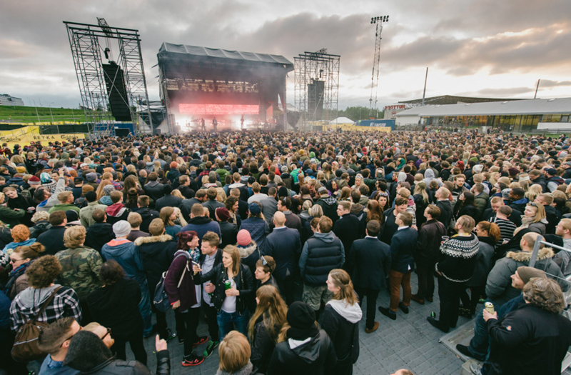 Secret Solstice - Best Scandinavian Music Festivals | Scandinavia Standard