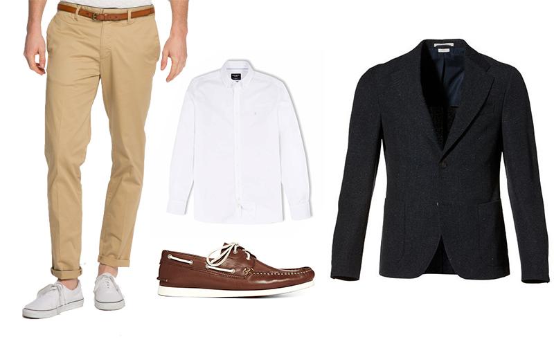 Spring Workwear Collage | Scandinavia Standard